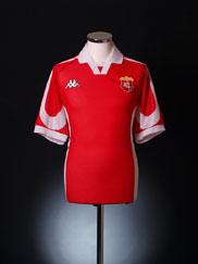 1997-98 Ancona Home Shirt L