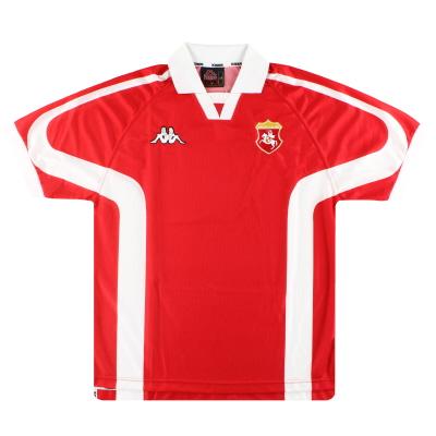 1997-98 Ancona Kappa Home Shirt L
