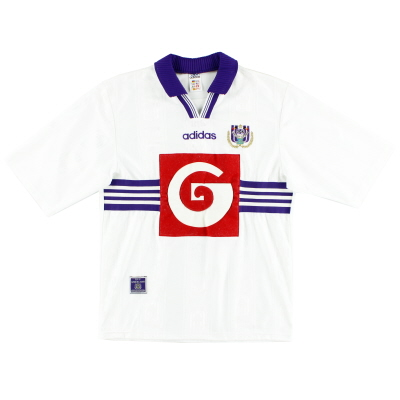 1997-98 Anderlecht Home Shirt M