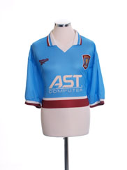 1997-98 Aston Villa Away Shirt L