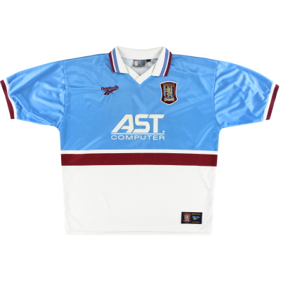 1997-98 Aston Villa Reebok Away Shirt XL