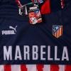 1997-98 Atletico Madrid Away Shirt *BNWT* L
