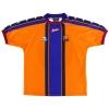 1997-98 Barcelona Away Shirt Figo #7 M