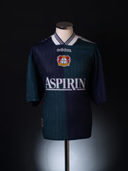 1997-98 Bayer Leverkusen Away Shirt L