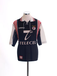 1997-98 Benfica Third Shirt M