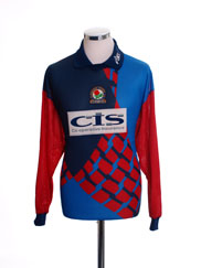 1997-98 Blackburn Goalkeeper Shirt L