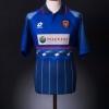 1997-98 Blackpool Away Shirt *Bradin No9* XL