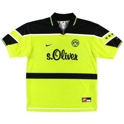 1997-98 Borussia Dortmund Home Shirt XL