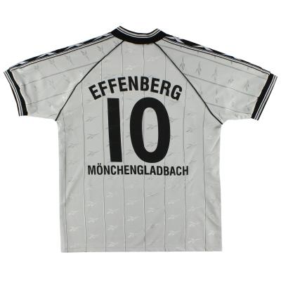 1997-98 Borussia Monchengladbach Home Shirt Effenberg #10 XL