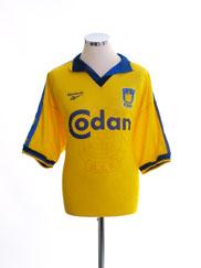 1997-98 Brondby Home Shirt XXL