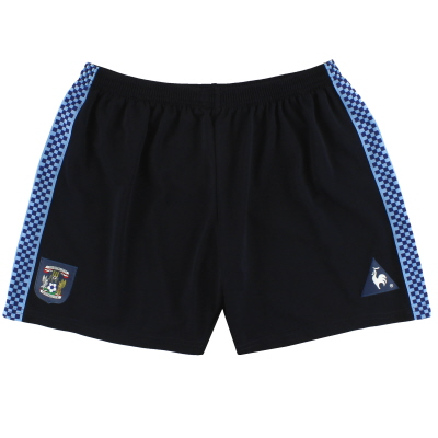 1997-98 Coventry City Le Coq Sportif Home Shorts M