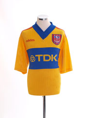 1997-98 Crystal Palace Away Shirt M