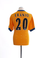 1997-98 Derby County Away Shirt Eranio #20 M