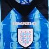 1997-98 England Goalkeeper Shirt M