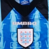 1997-98 England Goalkeeper Shirt XL