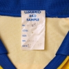 1997-98 Everton Prototype Sample Away Shirt *Mint* L