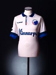 1997-98 FC Copenhagen Home Shirt L