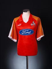 1997-98 FC Koln Home Shirt S