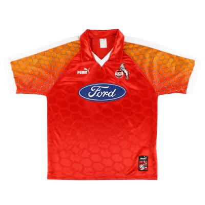 1997-98 FC Koln Home Shirt XL