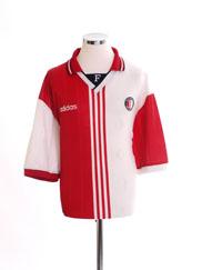 1997-98 Feyenoord Home Shirt XXL