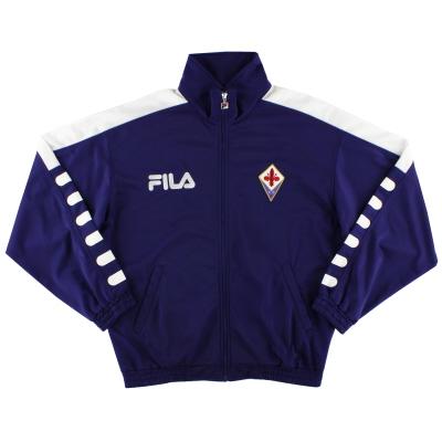 1997-98 Fiorentina Fila Track Top S