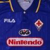1997-98 Fiorentina Home Shirt XXL