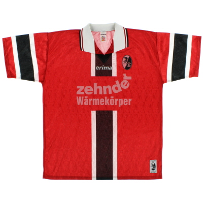 Freiburg  home baju (Original)