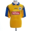 1997-98 Grasshoppers Match Issue Away Shirt Gamperle #2 XL