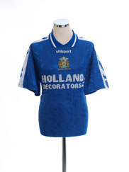 1997-98 Halifax Town Home Shirt L