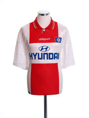 1997-98 Hamburg Away Shirt XL