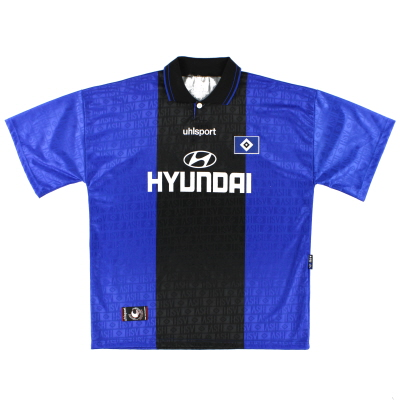 1997-98 Hamburg Away Shirt XXL