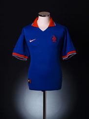 1997-98 Holland Away Shirt L