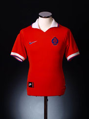 1997-98 Holland Home Shirt L