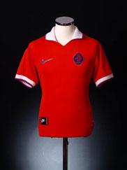 1997-98 Holland Home Shirt *Mint* M