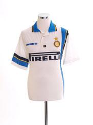 1997-98 Inter Milan Away Shirt M