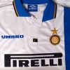 1997-98 Inter Milan Away Shirt XXL