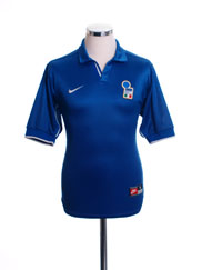 1997-98 Italy Home Shirt M