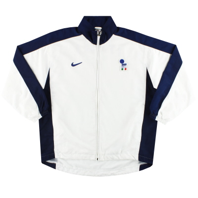 1997-98 Italy Nike Training Jacket L