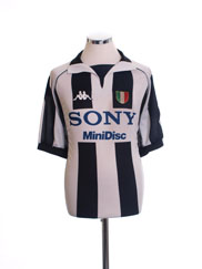 1997-98 Juventus Centenary Home Shirt S