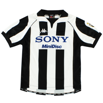 1997-98 Juventus Centenary Home Shirt M