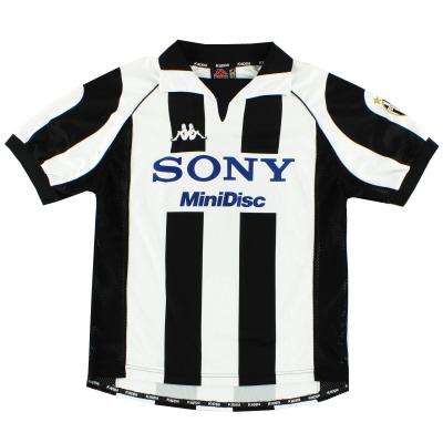 1997-98 Juventus Kappa Centenary Home Shirt XL