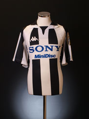 1997-98 Juventus Centenary Replica Home Shirt *BNIB* XL