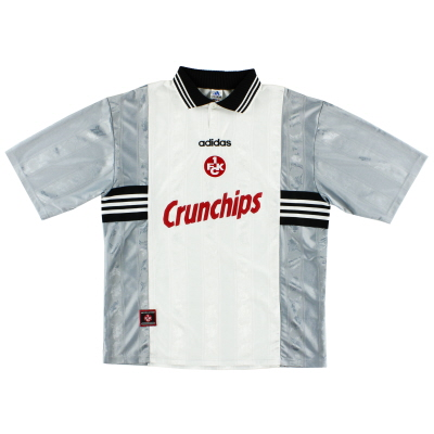 1997-98 Kaiserslautern Away Shirt XL