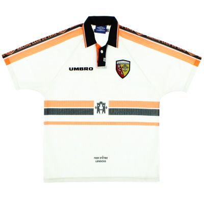 1997-98 Lens Away Shirt L