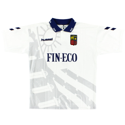 1997-98 Lumezzane Match Issue Away Shirt #3 XL