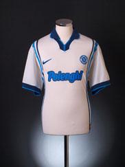 1997-98 Napoli Away Shirt XL