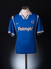 1997-98 Napoli Home Shirt L
