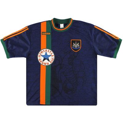 1997-98 Newcastle adidas Away Shirt XXL