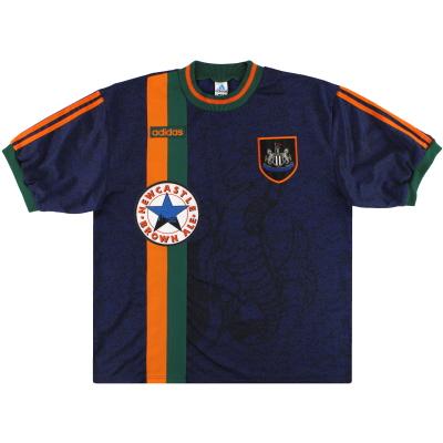 1997-98 Newcastle adidas Away Shirt XL