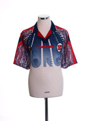 1997-98 Norway Away Shirt *BNWT* L